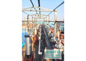 印染厂导热油炉除尘项目